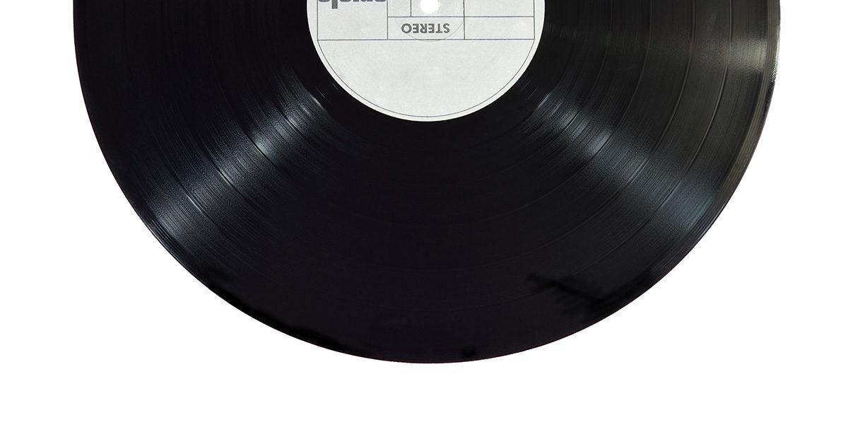 Black Record Vinyl by Miguel Á. Padriñán, CC0 Licence