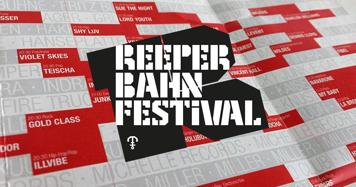 Reeperbahn Festival Logo